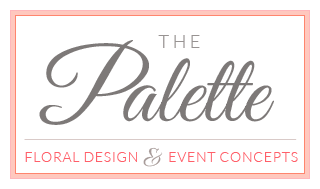The Palette logo